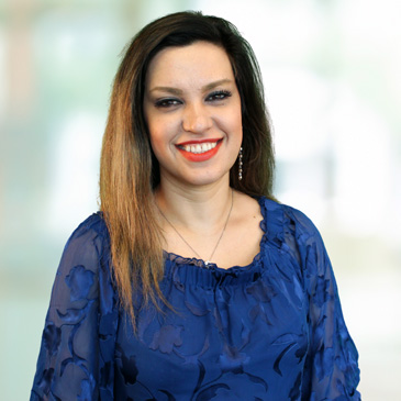 Yalda Homayoonpour, Senior Staff Accountant